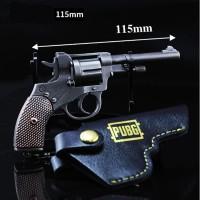 PUBG Game S1897 Handgun Medium Size Miniatur /replika