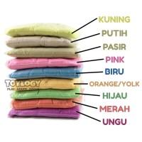 Mainan Anak Pasir Ajaib Kinetik Play Sand Refill 1 kg