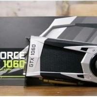 Vga Card nVidia Geforce GTX1060 6GB DDR5 U-6G - Dual Fan-One Key OC