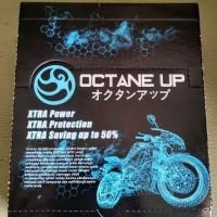 """Octane Up """"Xtra Power Xtra Protection Xtra Saving"""""""