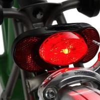 Lampu Rem bromton sepeda. Brompton Rear Light Original