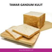 Roti Tawar Gandum Kulit | Roti Gandum | Roti Bakar | Roti Goreng