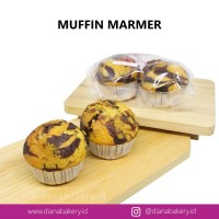 Muffin Marmer | Cup Cake Bridal Shower | Bolu | Cemilan Sehat | Kue