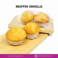 Muffin Vanilla | Cup Cake Bridal Shower | Bolu | Cemilan Sehat | Kue