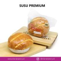 Roti Susu Premium | Roti Manis | Cemilan Sehat | Makanan Ringan | Kue