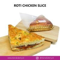 Roti Chicken Slice | Roti Ayam | Cemilan Sehat | Makanan Ringan | Kue