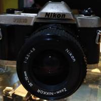 Kamera Analog SLR Nikon FM10