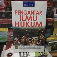 Jual Buku PENGANTAR ILMU HUKUM - Edisi Revisi - Peter Marzuki Murah