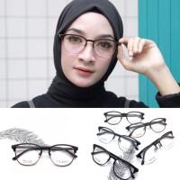 Frame Kacamata pria wanita terbaru simple grosir kacamata 2090 murah 92a60d9f12