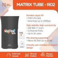 Modem Router Matrix Net1 INTERNETAN