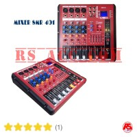 Audio Mixer Smr 401 ( Channel Full ) Bluetooth Murah Berkualitas