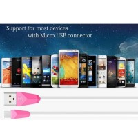 Kabel Data Remax Alien Fast Charging Micro USB for Smartphone Android
