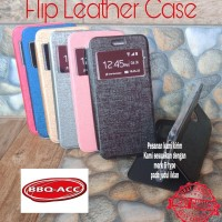 Samsung Galaxy J4 2018 Flip Cover Leather Case Sarung Buka Tutup HP