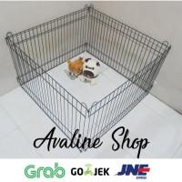 NEW Kandang pagar pagar anjing kucing kelinci pagar umbar pagar besi