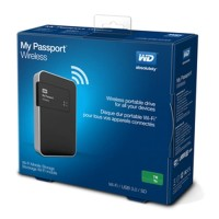 WD MY PASSPORT WIRELESS 1 TB / HARDDISK / HARDISK WIFI / HDD WIRELESS