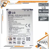 Baterai HP LG BL-52UH LG L70 Dual D285 D325 Battery HP OriginAL BATRE