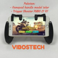 Game pad Gamepad Holder L1 R1 Plus PUBG Trigger Shooter Fire Button