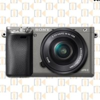 Harga sony alpha a6000 mirrorless digital camera with 16 50mm lens grey | Pembandingharga.com