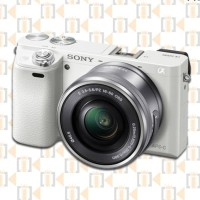 Harga sony alpha a6000 mirrorless digital camera with 16 50mm lens white | Pembandingharga.com