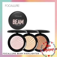 Focallure BEAM Ultra Glow Baked Powder Highlighter Original #102