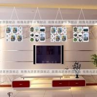 Harga vintage 3d big single frame tirai gantung partisi penyekat | antitipu.com