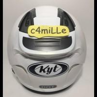 Harga Termurah Helm Kyt Galaxy Solid White U002F Putih
