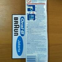 Oral B Precision Clean 29 Persen Toothbrush Heads - Kepala Sikat Gigi c1e4ae6e53