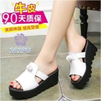 Sepatu Wanita Wedges Ninety - 161