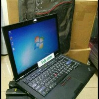 Laptop Bekas Lenovo Thinkpad T410 I5/4Gb/320Gb/Dvd/Webcam Murah