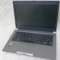 Laptop Bekas Laptop Bekas Toshiba Portege Z30 Core I7 Ssd 256Gb Murah