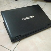 Laptop Bekas Laptop Toshiba Dynabook L41 Intel Core I3 Ram 4Gb Layar