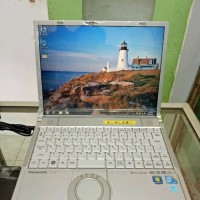 Laptop Panasonic CF-F8 Intel Core 2duo-Bonus Tas Mouse-PROMO
