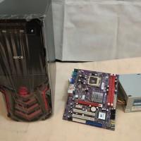 Rakitan Komputer PC Core 2 Duo E4500 2,2G + Mb.G31 Ddr2 Hd 160G 2ND