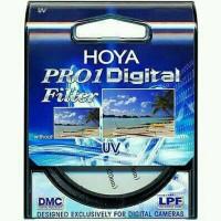 Filter HOYA UV Pro1 55mm for Lensa Canon Nikon Sony Alpha Pana LIMITED