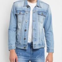 Jaket Denim Emba Jeans Levis Fashion Pria Terbaru