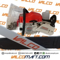 Chainsaw Valco VLC 588 Mesin Gergaji Kecil 22'' (inch) Bar Baja (5800)