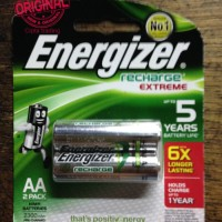 Rechargeable Batteries - Energizer - Rechargeable AA 2300mAh
