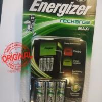 Charger - Energizer - Recharge MAX (4slots, bonus 4 batteries)