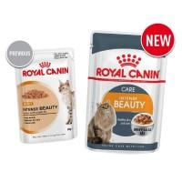 ROYAL CANIN POUCH CARE INTENSE BEAUTY GRAVY 85GR