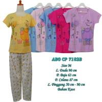 Grosir Baju Tidur Kaos Celana Panjang Motif Kartun