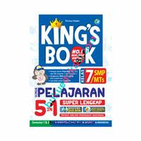 KING'S BOOK SEMUA PELAJARAN 5 IN 1 KELAS 7 SMP MTS