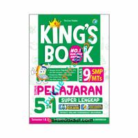 KING'S BOOK SEMUA PELAJARAN 5 IN 1 KELAS 9 SMP MTS