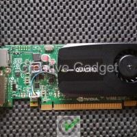 Nvidia Quadro K600 - Display Card 3D - VGA Workstation 1 GB 128 Bit