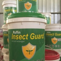Cat anti serangga 25kg. Puffin insectguard harga promo semua warna.