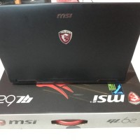 MSI GL62 7RD core I7-7700HQ Nvidia GTX 1050 2GB laptop gaming asus rog