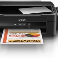 Printer Epson L360 Print Copy Scan dengan Original Ink Tank
