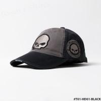 2c517379a98c3 Topi HARLEY DAVIDSON HD01 POLICE BASEBALL Hat MOGE MOTOR Snapback Hat