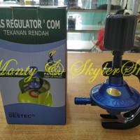 Jual Regulator Gas Com 201 S Destec Tekanan Rendah Non Meter 201s com201S Murah