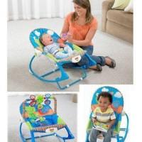 Bouncer Bayi Baby Bouncer Kursi Bayi Rocking Chair