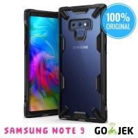 Case Note 9 Rearth Ringke Fusion X Samsung Galaxy Note 9 - Black